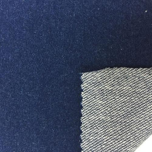 Knitted Denim Spandex Fabric