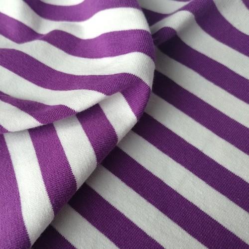 Single Jersey Organic Knitted Fabric