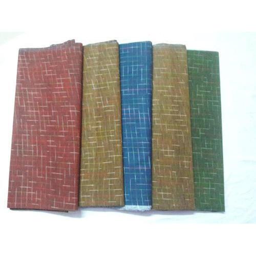 Handloom Cotton Khadi Fabric
