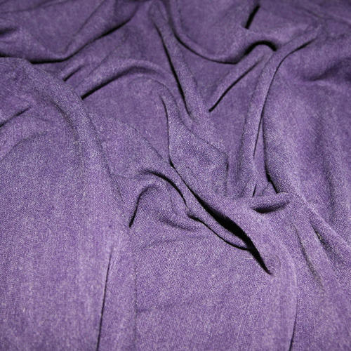 Polyester / Cotton Blended Knitted Fabric