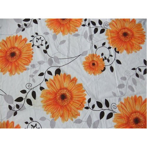 Polyester Bed Sheet Fabric
