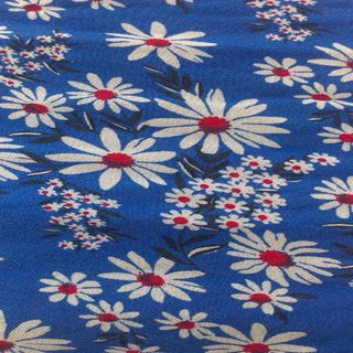 Printed Cotton Knitted Fabric