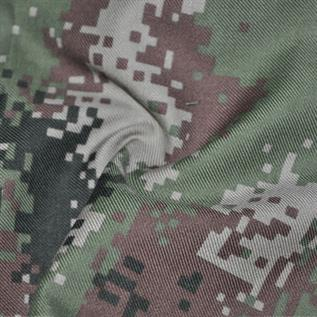 Camouflage Cotton Fabric