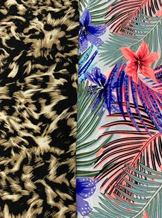 Crepe Polyester Fabric