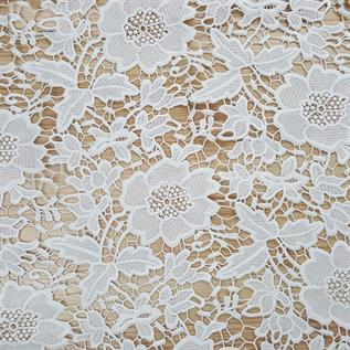 Woven Lace Fabric