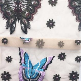 Fancy Lace Fabric