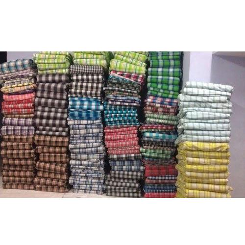 Stocklot Cotton Woven Fabric