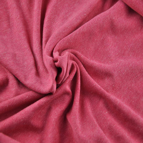 Polyester Rayon Blend Fabric