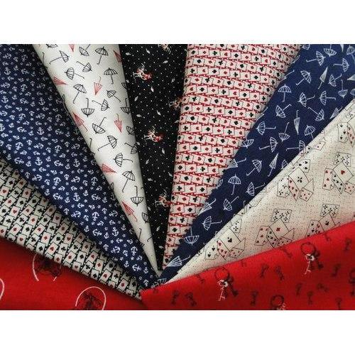 Shirting Printed Fabric