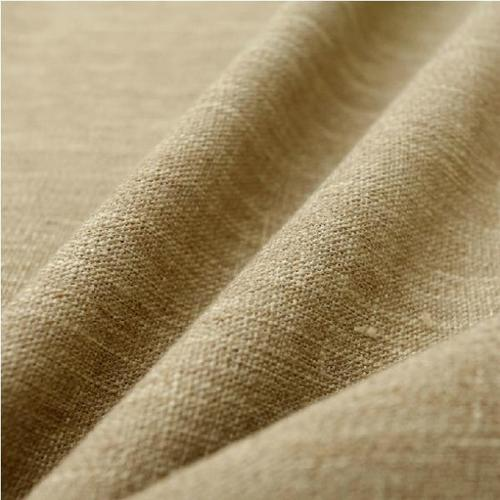 Cotton Flax Blend Fabric