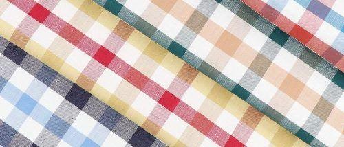 Cotton Y/D Checks Fabric