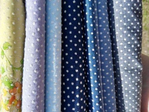 Cotton Melange Fabric