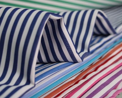 Cotton Y/D Seer Sucker Stripes & Checks Fabric