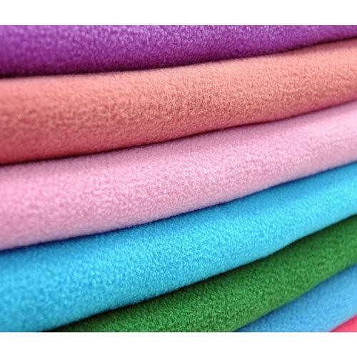 Fleece Dyed Fabric