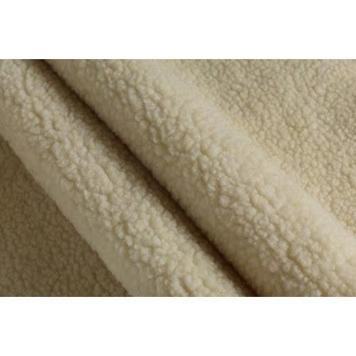 Polyester Plush Fleece Fabric