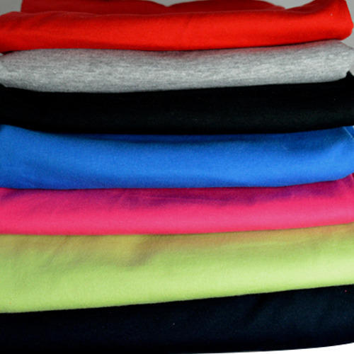 Single Jersey T-Shirts Fabric