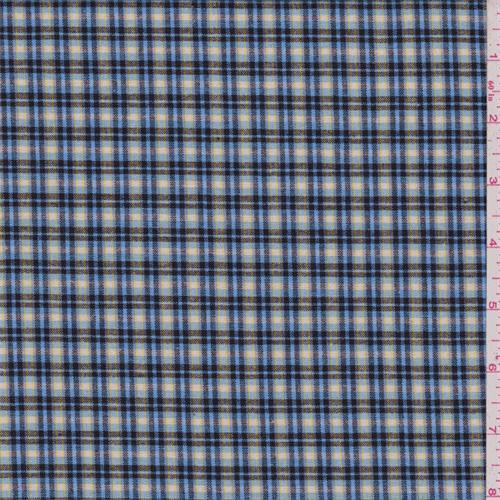 Woven Shirting Fabric