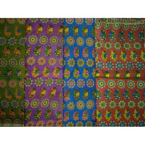Cotton Kalamkari Fabric