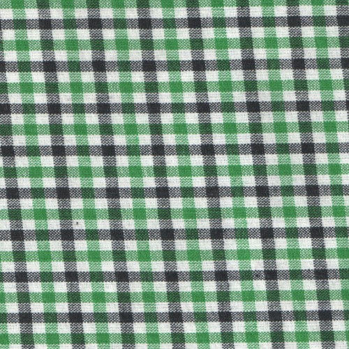 Linen Checks Fabric