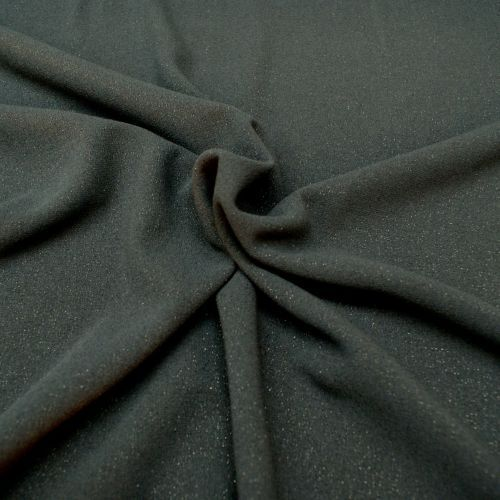 Wool Polyester Spandex Blend Fabric