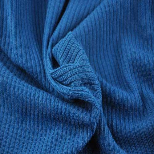 Cotton Spandex Knitted Single Jersey Fabric
