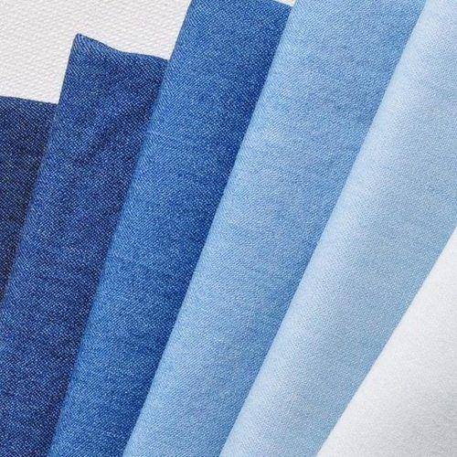 Denim Dyed Fabric