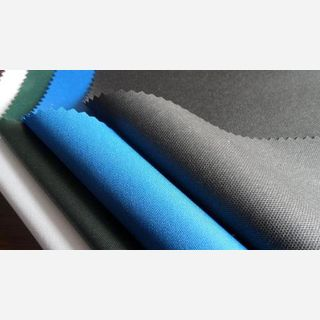 PU Laminated Cotton Fabric