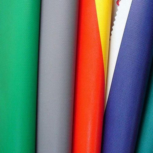 Satin PVC Coated Fabric