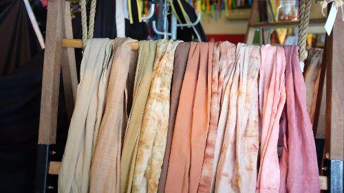 Cotton Lehenga Fabric