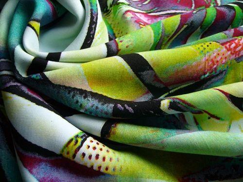 Digital Printing Viscose Fabric