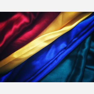 Polyester Spandex Knitted Blend Fabric