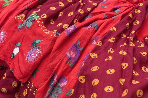 Ladies Dress Material Fabric