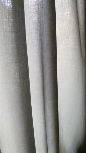 Linen Spandex Blend Fabric