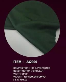 Polyester Circular Knitted Fabric