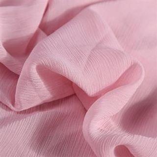 Natural Crepe Viscose Fabric