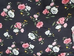 Rayon Woven Printed Fabric