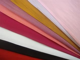 Polyester Dupion Fabric