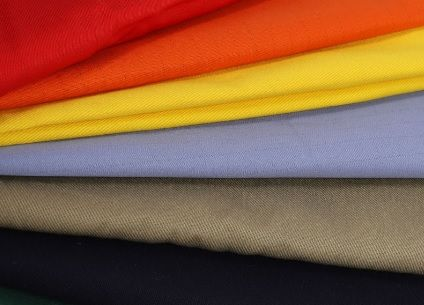 Flame Retardant Knitted Fabric