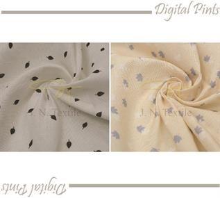 Polyester Digital Printed Fabric