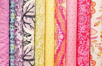 Polyester Viscose Elastane Blend Fabric