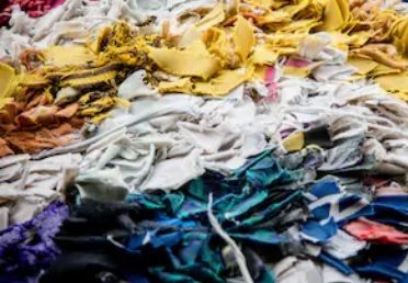 Polyester Fabric Waste
