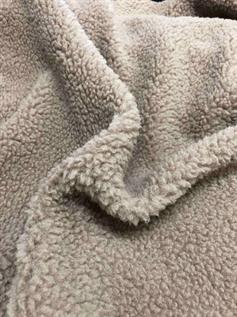 Borg Fleece Fabric