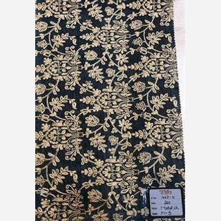 Chanderi Embroidery Fabric