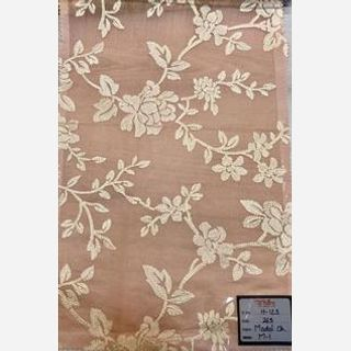Floral Embroidery Fabric