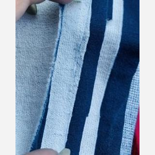 Cotton Knitted Denim Fabric