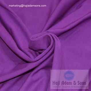 Cotton Spandex Jersey Knitted Fabric