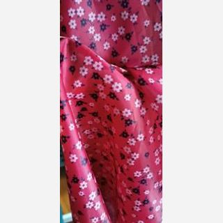 Printed Polyester Taffeta Fabric