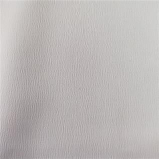 Creped White Fabric