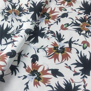 Jacquard Printed Fabric