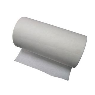 Meltblown White Fabric
